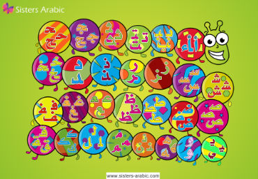 Arabic Letter Shapes
